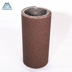 China WX713 40-800# emery cloth roll for making flap disc/flap wheel