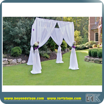 Diy Wedding Pipe And Drape Curtains Backdrop Stand Decor Buy Diy