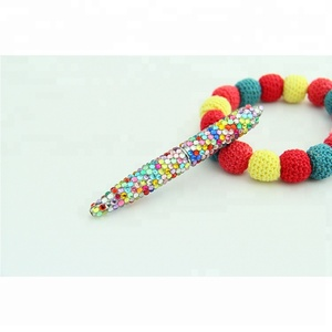 necklace jeweled gift pen