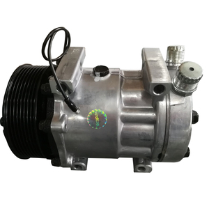 7H15 12V truck ac compressor for Skoda