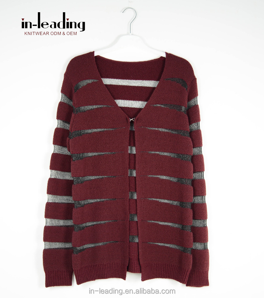 Most popular retail items knit cardigan sweater latest sweater designs for girls