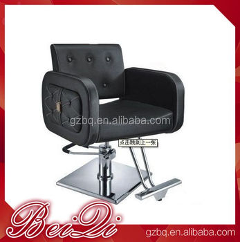 Custom Design Salon Barber Chair Classical Hair Dressing Chair Wholesale  Cheap Barber Shop Equipment