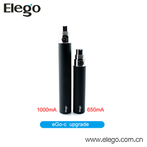 Hot New Product 510 Thread EGO C Twist Battery ROHS EGO-C Twist Battery 1100mah Elego EGO C Battery