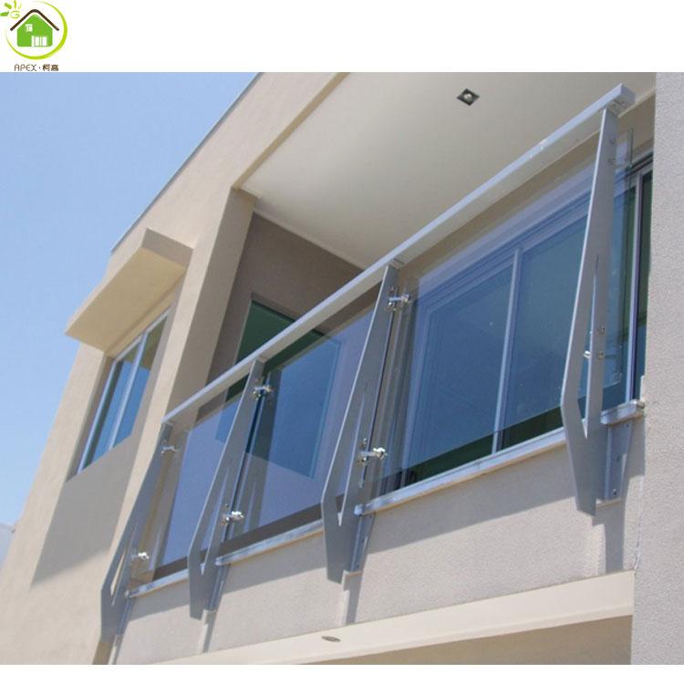 Renovate House Interior And Exterior Balcony Glass Panel ...
