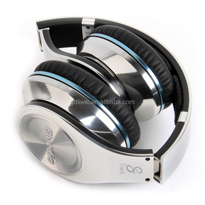 high quality Bluedio R+(Legend version)HD Audio Bluetooth Headset with factory price