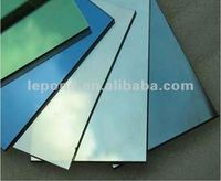 colored float mirror glass