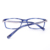 Square Optical Color Frame Classical Style Pure Color Clear Lens Custom Logo High Quality Reading Unisex Retro Glasses