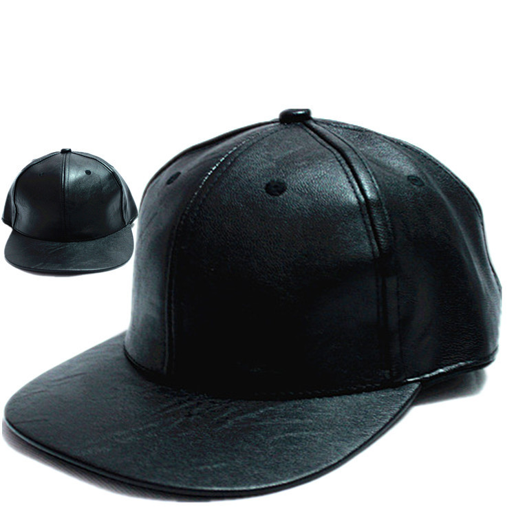 Buy 2014 winter black leather hat hip hop baseball caps sports hat snapback  hats for Mens hats and caps wholesale in Cheap Price on m.alibaba.com 4406455ccee