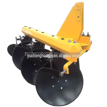 3 plate for 75 - 90hp tractor DISC PLOUGH