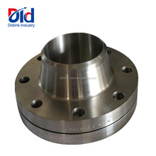 Ansi B16.5 A105 Cheap Pipe Collar Forged Forging 6 Hole Hub Stainless Steel Rtj Weld Neck Flange