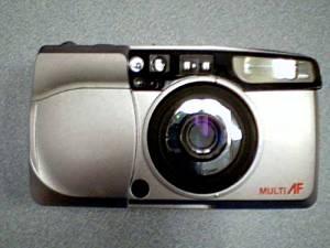 Olympus Tokyo Japan Olympus Ultra Compact Zoom Multi AF Auto Focus 35mm Film Camera w/Olympus Lens Zoom 38-130mm Film Camera