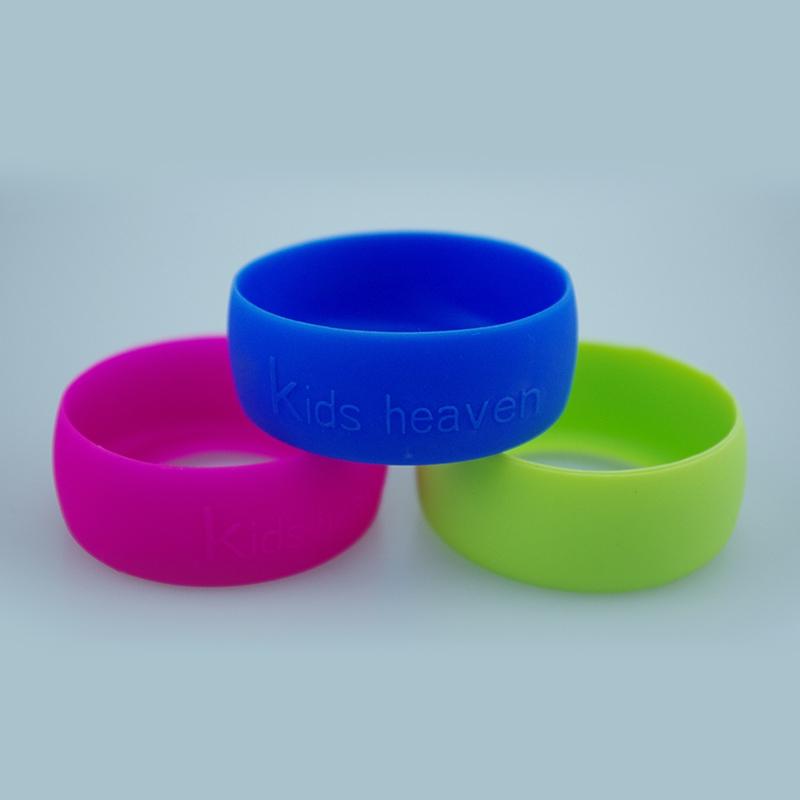 Thick Rubber Bracelets Best