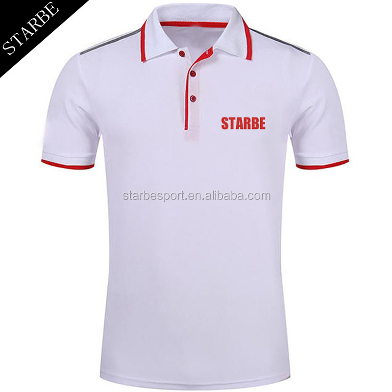 Personalizzato sublimata mens golf polo/mens magliette polo manica corta/golf polo t shirt