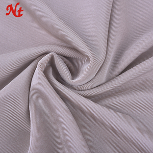 Warp stretch shiny swimwear fabric 88%polyester 12%spandex for Garment Underwear Underpants and luggage shoes fabric