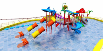 water world used kids water slide for sale cool water slide for kids