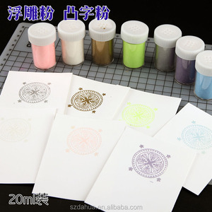scrapbooking use heat embossing powder