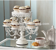 wedding cake stand for small cake and table decoration