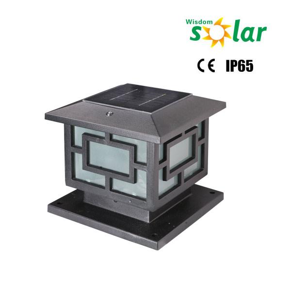 2016 nouveau solaire produits led solaire portail for Lampe solaire pour portail