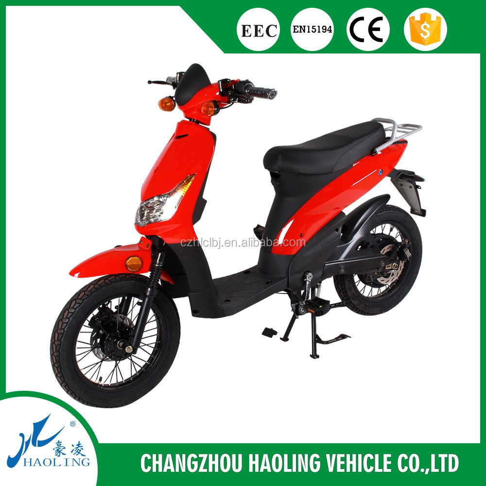 Swift manufacturer electric pedal scooter price in china