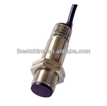 m18 ac 2 wire diffused photocell photo cell photoeye pnp npn 3 wire rh ibestchina en alibaba com