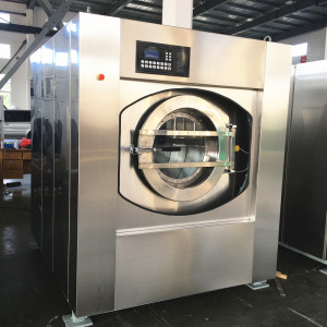 100kg hotel used laundry equipment for sale