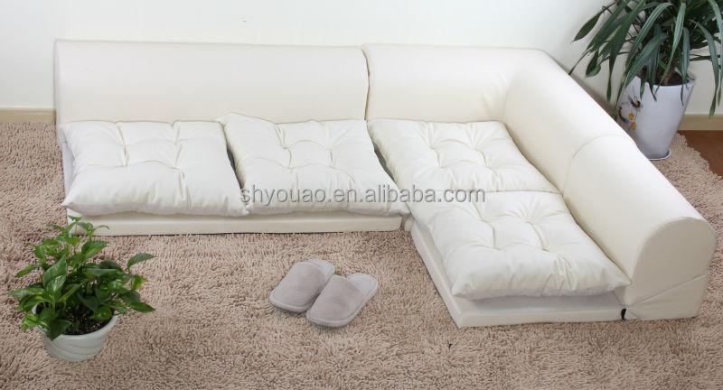 Factory wholesale price floor sofa set b112 buy floor for Buy floor sofa