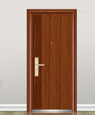 Israel security door design