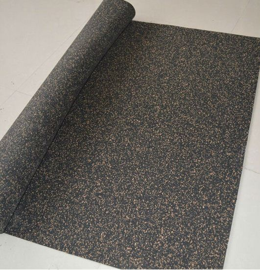 Soundproof And Damping Mass Loaded Vinyl Flooring Underlay