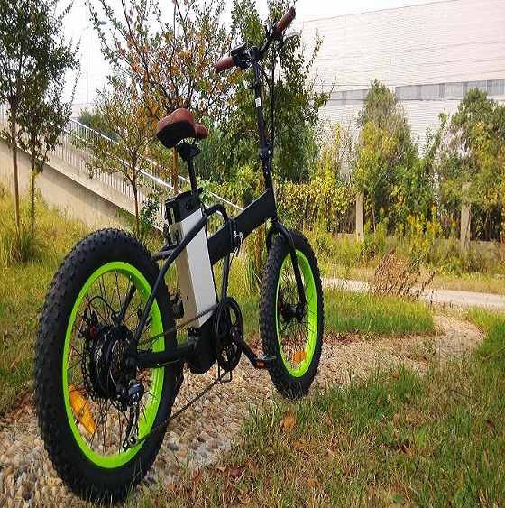 wonderful easy to ride snow electric bike with EN15194 approved