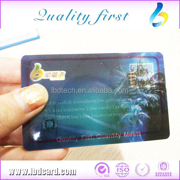 Low MOQ Loyalty Smart Contactless Business Card
