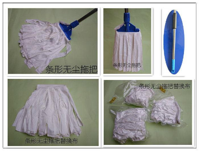 cotton cleaning cloth roll