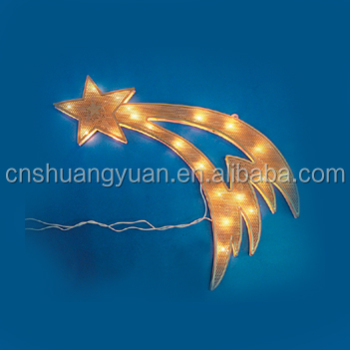 beautiful christmas star lightindooroutdoor decoration - Christmas Star Decorations