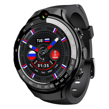1G+16G A8 Full touch screen 4G LTE phone call Android sports smart watch, GPS tracking phone watch