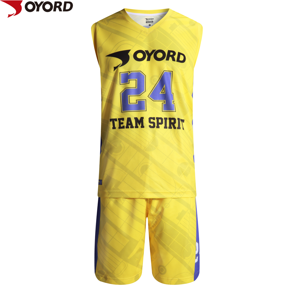 polyester mesh sublimation printing basketball jersey latest design best custom basketball jersey