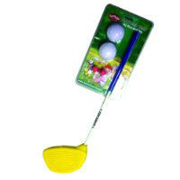 Le Petit Sports - Golf Club with Oversize Foam Head - Ages 4 & 5 for Left & Right Handers with Balls & Flag (Easy & Safe Play)