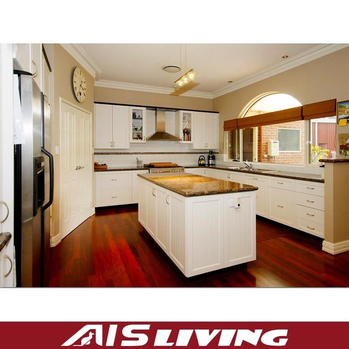 Aisl1179 2016 Produk Baru Panas Lemari Dapur Diy Kitchens Australia Murah Paket Datar