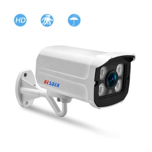 BESDER H.264 Compression 1080P 960P 720P CCTV Ip Camera Outdoor HD Ip Security Camera RTSP IR Night Vision With IR CUT Filter