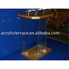 Acrylic And Wooden Churches Lectern Podiums