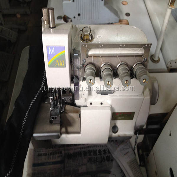 High speed Great value second hand useful pegasus M-700 indutrial sewing machine