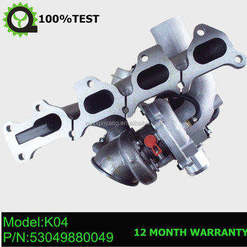K04 Turbocharger 53049880049,53049700049,860283 For Opel Astra H 2 0 Turbo  - Buy 53049880049,53049880049,860283 Product on Alibaba com