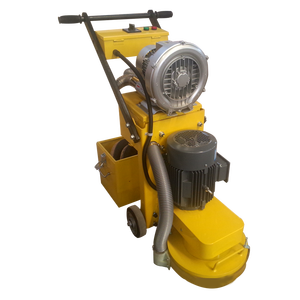 Hand held concrete grinder floor polishing and surface grinding machine china supplier