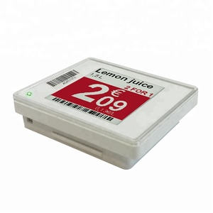 Supermarket digital e-ink price tag electronic shelf label