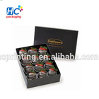 Bio-degradable Strawberry Box Personalized Custom Food Grade Chocolate Strawberry Boxes