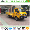 4KW Electric Motor Cargo Truck with 2 seats