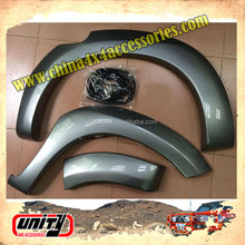 Customized logo Top Quality Factory Original Size Wheel Arch/Plastic Hilux Fender Flares for Hilux Vigo