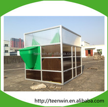 Domestic household biogas