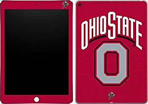 Ohio State University iPad Air 2 Skin - OSU Ohio State O Vinyl Decal Skin For Your iPad Air 2