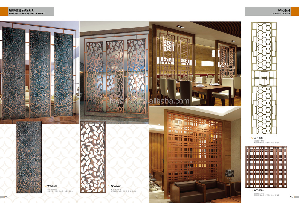 Awesome Restaurant Room Divider For Hotel Or House