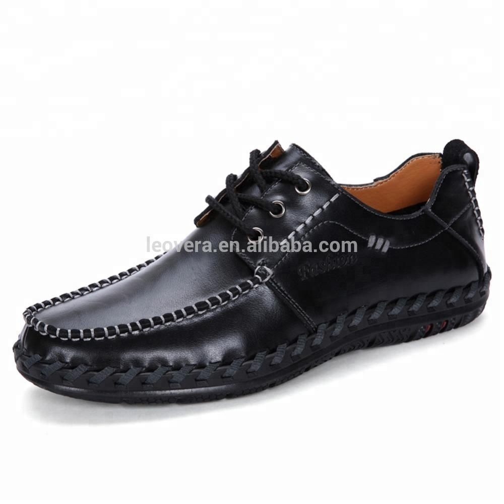 Classic Business Office Shoes Man Dress Shoes 가죽 캐주얼 제 공식적인 Shoes 공식 신발쏙 ~ Lace Up Chaussure