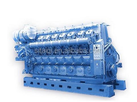 6000-9000kw Man V32/40 Series Marine Engine (12V32/40, 14V32/40, 16V32/40, 18V32/40.)